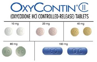 Oxycontin 20 Mg Time Release